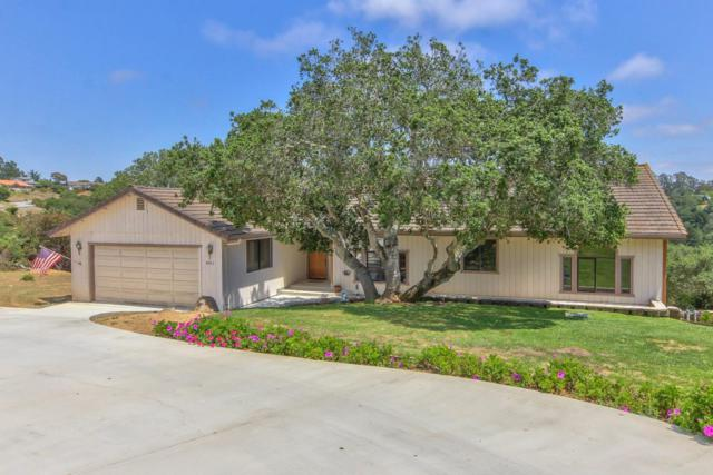 8811 Berta Ridge Court, Salinas, CA 93907 (#ML81748757) :: The Grubb Company