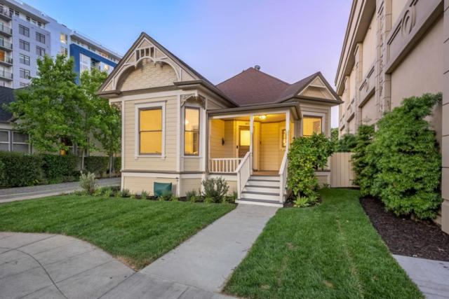 611 Middlefield Road, Redwood City, CA 94063 (#ML81757051) :: The Grubb Company