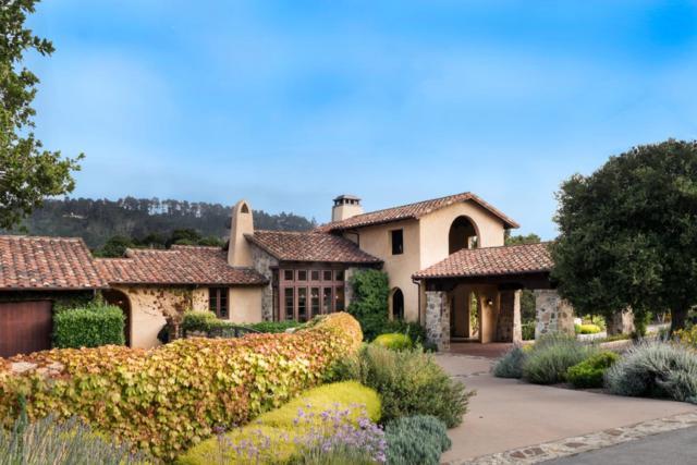 7549 Canada Vista Court, Monterey, CA 93940 (#ML81757098) :: The Grubb Company