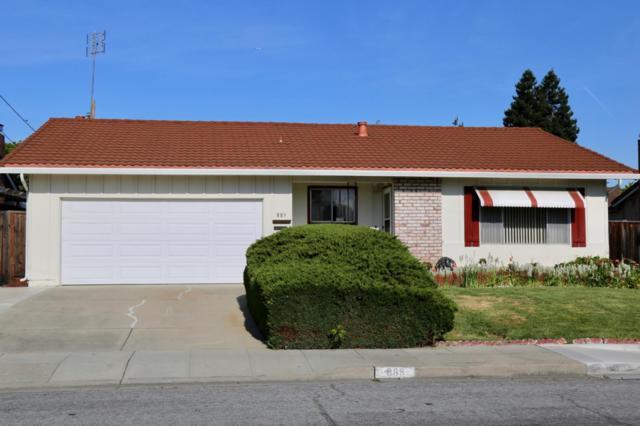883 Henderson Avenue, Sunnyvale, CA 94086 (#ML81757138) :: The Grubb Company