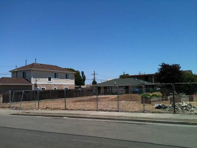 1260 York Street, Richmond, CA 94801 (#ML81758420) :: Blue Line Property Group