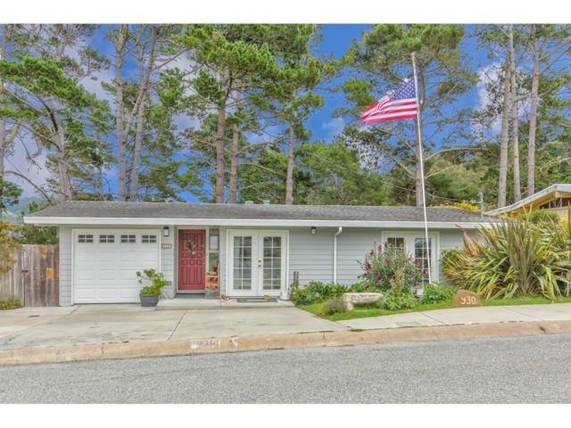 930 Syida Drive, Pacific Grove, CA 93950 (#ML81760642) :: Armario Venema Homes Real Estate Team
