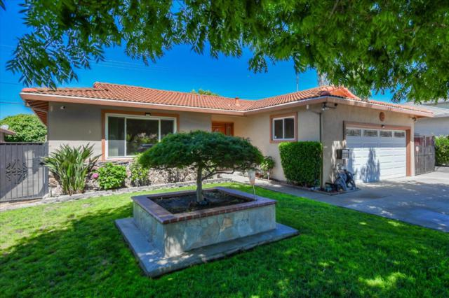 1309 Columbus Drive, Milpitas, CA 95035 (#ML81761448) :: Armario Venema Homes Real Estate Team
