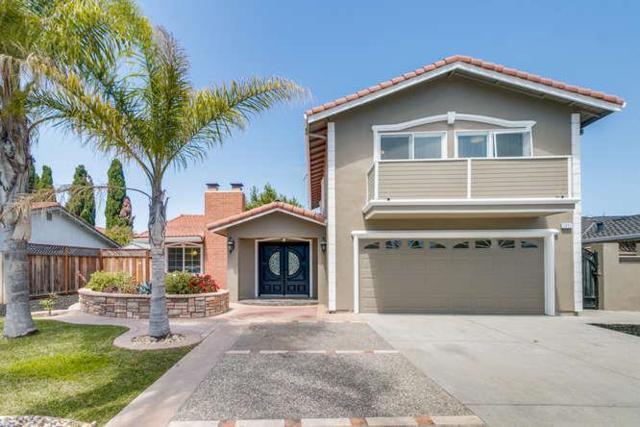 7821 Hermitage Avenue, Newark, CA 94560 (#ML81762935) :: Realty World Property Network
