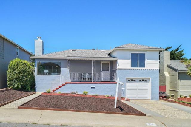 214 Hazelwood Drive, South San Francisco, CA 94080 (#ML81764514) :: Realty World Property Network