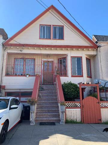 31 Lessing Street, San Francisco, CA 94112 (#ML81768394) :: Armario Venema Homes Real Estate Team