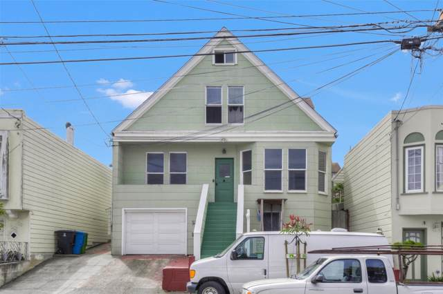 177 Wilson Street, San Francisco, CA 94112 (#ML81768277) :: Armario Venema Homes Real Estate Team