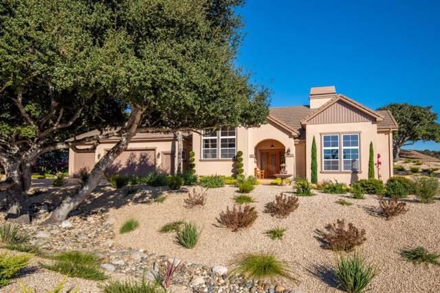 29051 Falcon Ridge Road, Salinas, CA 93908 (#ML81769209) :: The Grubb Company