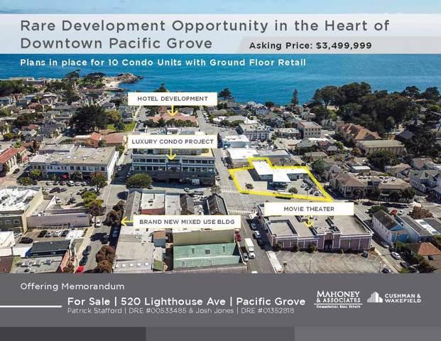 522 Lighthouse Avenue, Pacific Grove, CA 93950 (#ML81769212) :: Armario Venema Homes Real Estate Team