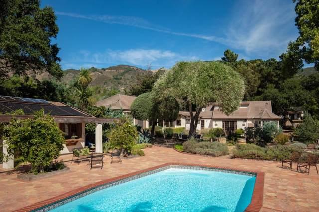 14 Miramonte Road, Carmel Valley, CA 93924 (#ML81769223) :: Armario Venema Homes Real Estate Team