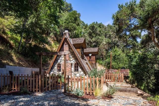 65 Hitchcock Canyon Road, Carmel Valley, CA 93924 (#ML81769261) :: Armario Venema Homes Real Estate Team