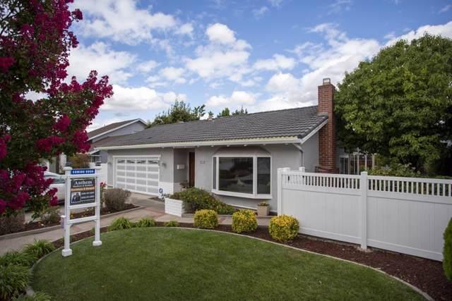 220 Darryl Drive, Campbell, CA 95008 (#ML81769316) :: Armario Venema Homes Real Estate Team