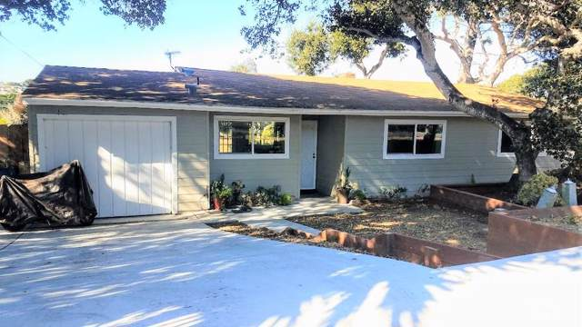 972 Paloma Road, DEL REY OAKS, CA 93940 (#ML81769622) :: The Lucas Group