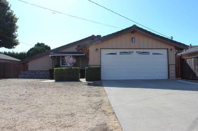 24843 Calaroga Avenue, Hayward, CA 94545 (#ML81772858) :: Realty World Property Network