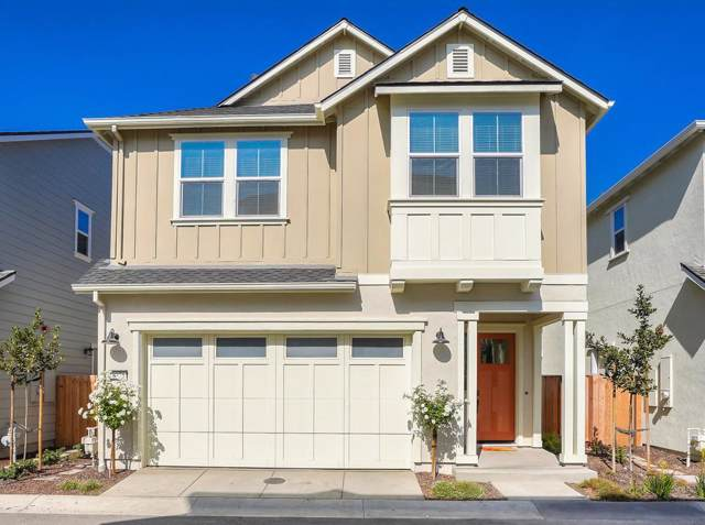 8375 Sandy Cove Way, Newark, CA 94560 (#ML81772905) :: Realty World Property Network
