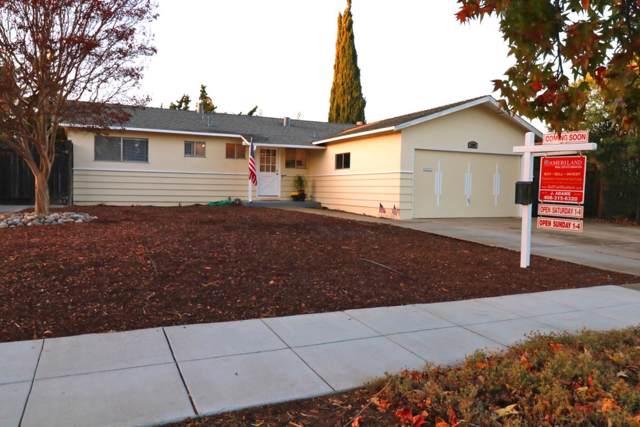 1809 Matzley Drive, San Jose, CA 95124 (#ML81772625) :: Blue Line Property Group