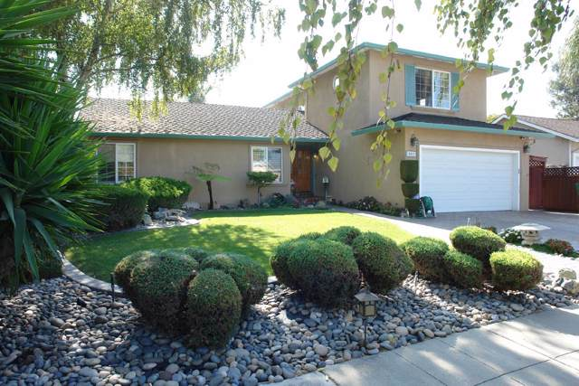 502 Bluefield Drive, San Jose, CA 95136 (#ML81773061) :: Blue Line Property Group