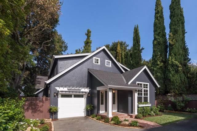 1111 Woodland Avenue, Menlo Park, CA 94025 (#ML81773062) :: Blue Line Property Group