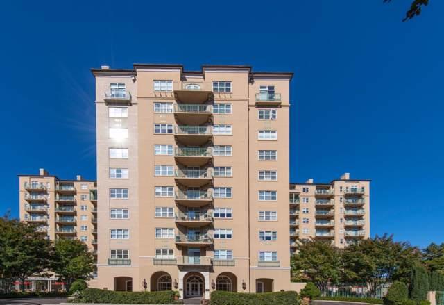 1 Baldwin Avenue #602, San Mateo, CA 94401 (#ML81773240) :: Realty World Property Network