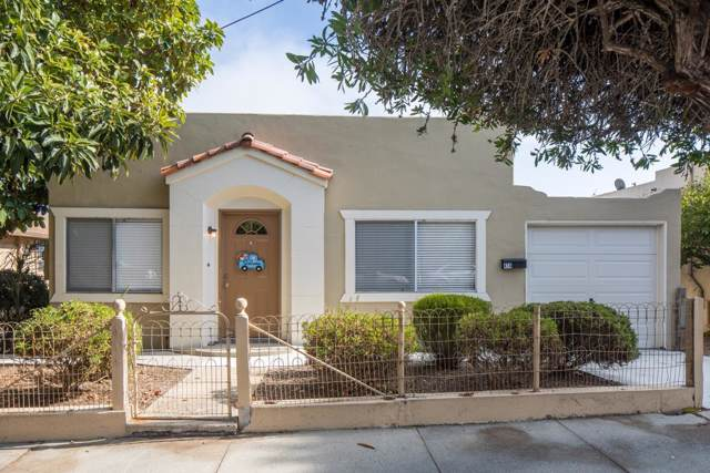 414 Hawthorne Street, Monterey, CA 93940 (#ML81773296) :: Realty World Property Network