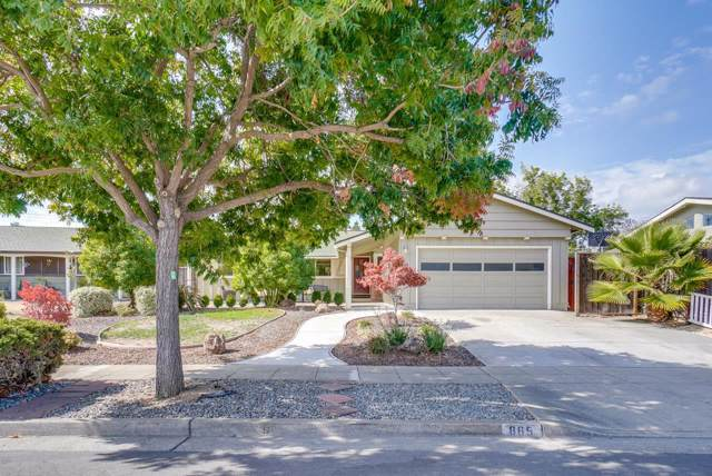 865 Lily Avenue, Cupertino, CA 95014 (#ML81773368) :: Realty World Property Network