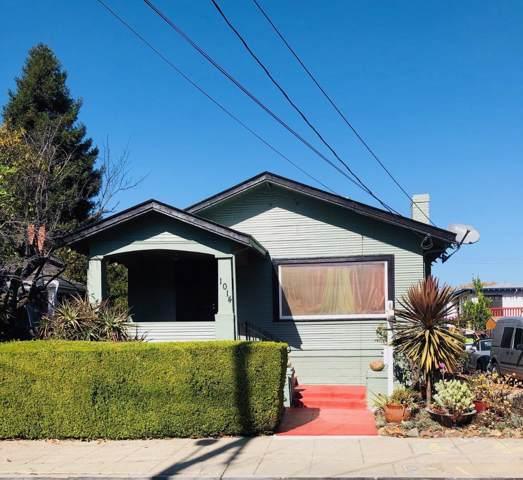 1014 54th Street, Oakland, CA 94608 (#ML81773619) :: Armario Venema Homes Real Estate Team