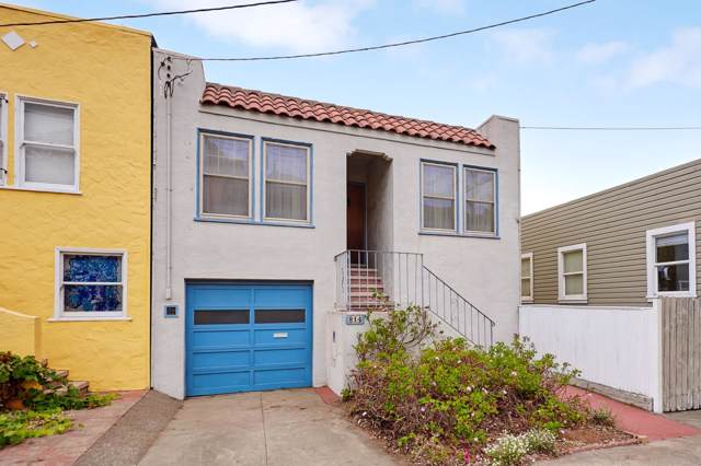 814 Grafton Avenue, San Francisco, CA 94112 (#ML81775000) :: Blue Line Property Group