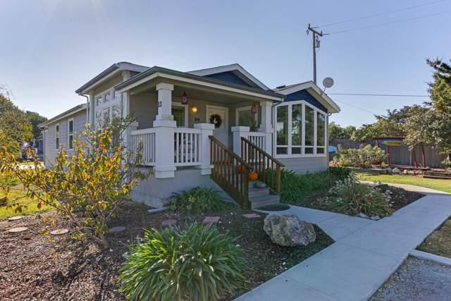 800 Dolan Road #33, MOSS LANDING, CA 95039 (#ML81775284) :: Blue Line Property Group