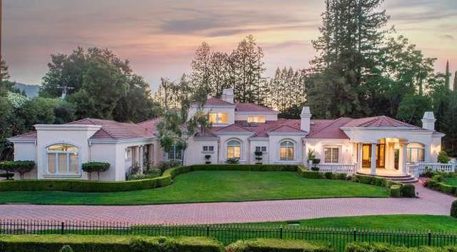 15071 Becky Lane, Monte Sereno, CA 95030 (#ML81775916) :: Armario Venema Homes Real Estate Team