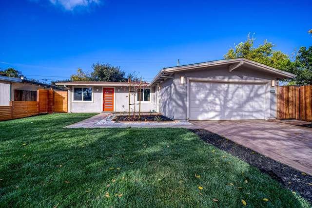 235 Twinlake Drive, Sunnyvale, CA 94089 (#ML81776019) :: The Grubb Company