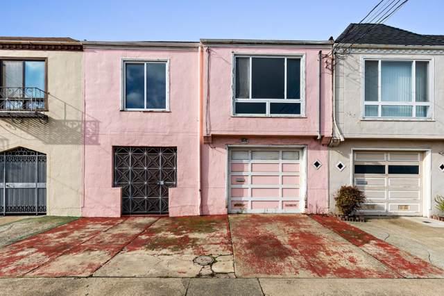 1887 42nd Avenue, San Francisco, CA 94122 (#ML81777190) :: The Lucas Group