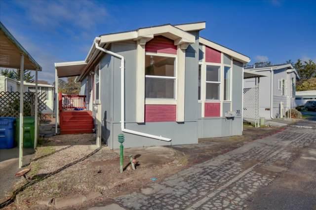 4300 Soquel Drive #30, SOQUEL, CA 95073 (#ML81779325) :: Armario Venema Homes Real Estate Team