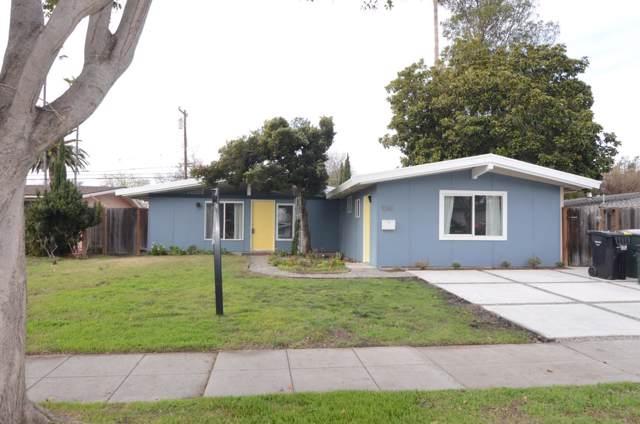 1262 Manzano Way, Sunnyvale, CA 94089 (#ML81779498) :: Armario Venema Homes Real Estate Team