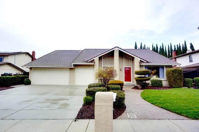 689 Cardiff, Milpitas, CA 95035 (#ML81779505) :: Armario Venema Homes Real Estate Team
