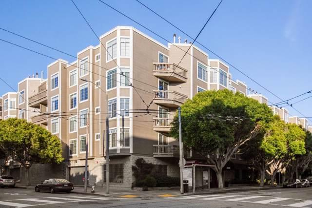 2060 Sutter Street #503, San Francisco, CA 94115 (#ML81780020) :: Armario Venema Homes Real Estate Team