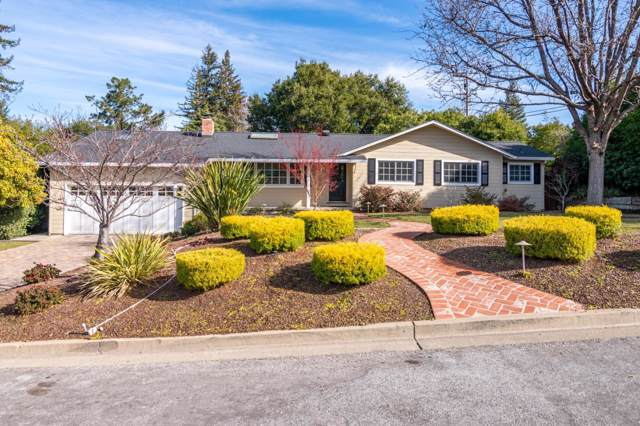 1345 Montclaire Way, Los Altos, CA 94024 (#ML81780277) :: The Lucas Group