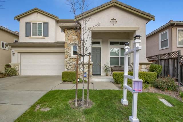 40 Terraced Hills Circle, San Ramon, CA 94583 (#ML81782770) :: Kendrick Realty Inc - Bay Area