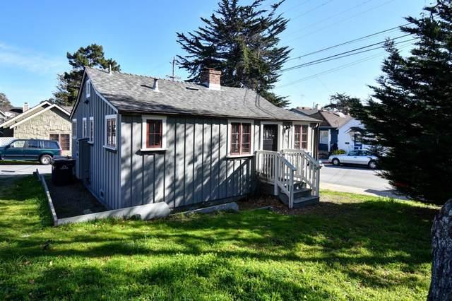 218 Park Street, Pacific Grove, CA 93950 (#ML81783746) :: Blue Line Property Group