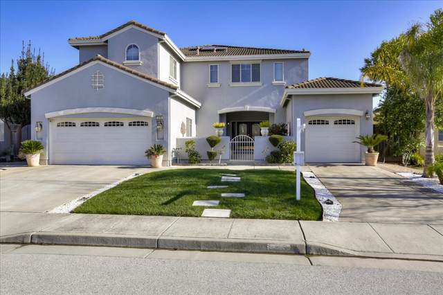 576 Calle Florencia, Morgan Hill, CA 95037 (#ML81783234) :: The Lucas Group