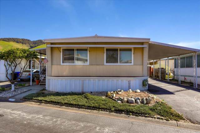 711 Old Canyon Road #69, Fremont, CA 94536 (#ML81784292) :: The Grubb Company