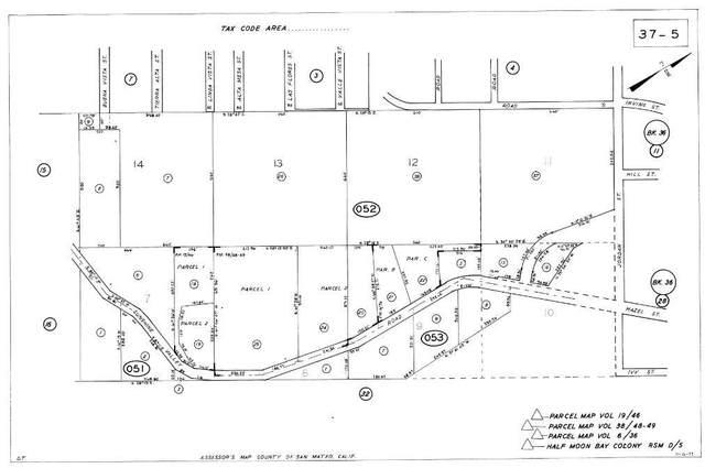 000 Sunshine Valley Road, Moss Beach, CA 94038 (#ML81784302) :: The Grubb Company