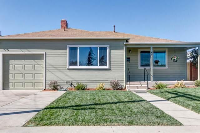 447 Bridge Street, WATSONVILLE, CA 95076 (#ML81784369) :: Blue Line Property Group