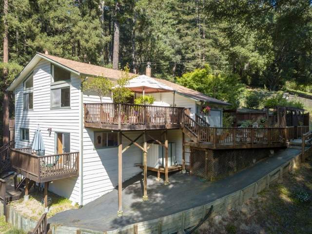 10665 Vineland Road, Ben Lomond, CA 95005 (#ML81782390) :: Blue Line Property Group