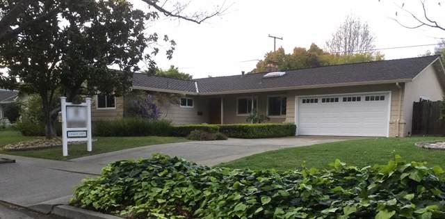 5208 Bela Drive, San Jose, CA 95129 (#ML81787582) :: Armario Venema Homes Real Estate Team