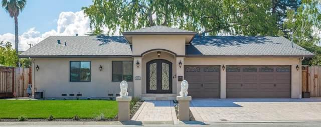 14536 Gunston Way, San Jose, CA 95124 (#ML81788062) :: Armario Venema Homes Real Estate Team