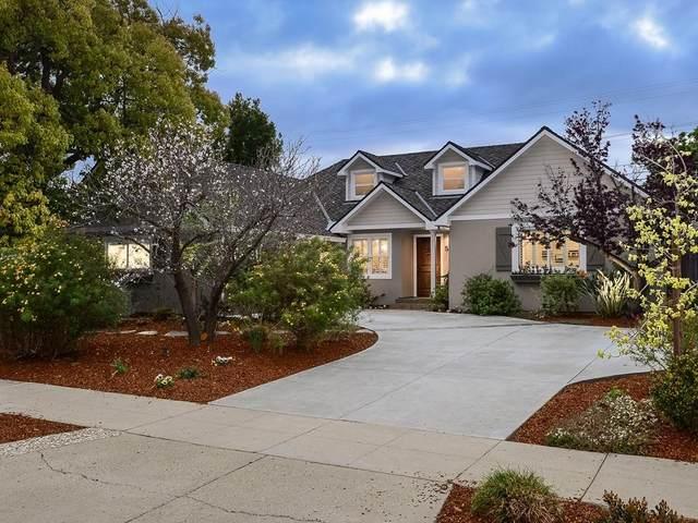 5321 Taft Drive, San Jose, CA 95124 (#ML81787451) :: Armario Venema Homes Real Estate Team