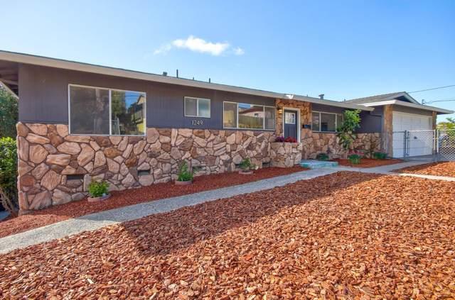 1249 Luzern Street, Seaside, CA 93955 (#ML81788646) :: Armario Venema Homes Real Estate Team