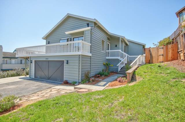 3503 Dover Drive, Santa Cruz, CA 95065 (#ML81788723) :: Armario Venema Homes Real Estate Team
