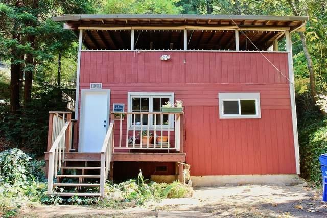 131 Madrona Road, Boulder Creek, CA 95006 (#ML81788731) :: Armario Venema Homes Real Estate Team