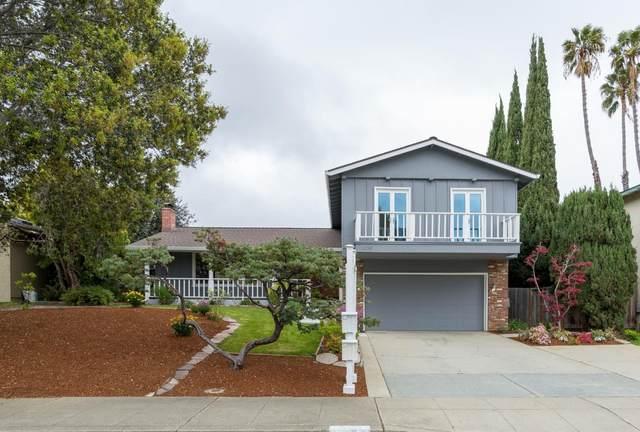 1251 Van Dyck Drive, Sunnyvale, CA 94087 (#ML81788836) :: Blue Line Property Group